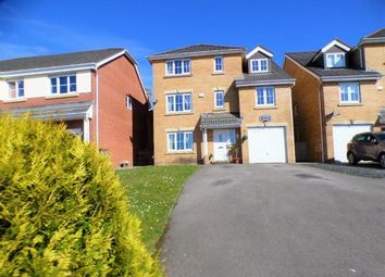 Thumbnail 6 bed detached house for sale in Crymlyn Gardens, Neath