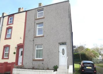 Thumbnail 4 bed end terrace house for sale in Crossfield Road, Cleator Moor, Cumbria