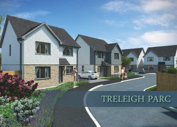 Thumbnail 4 bed detached house for sale in Treleigh, Redruth
