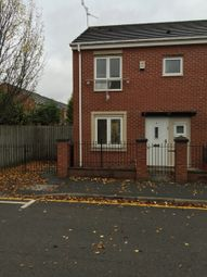 Thumbnail 3 bed property for sale in Halston Street, Hulme, Manchester