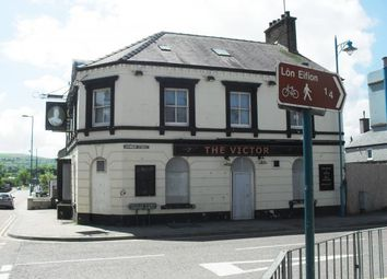 Thumbnail Hotel/guest house for sale in Victoria Hotel, Penygroes