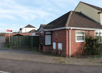 Thumbnail 2 bed terraced bungalow for sale in Poplar Road, Bridgwater