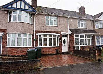 Thumbnail 3 bedroom terraced house for sale in Farren Road, Coventry