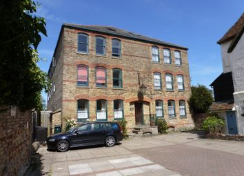 Thumbnail 2 bed flat for sale in Strand Street, Sandwich