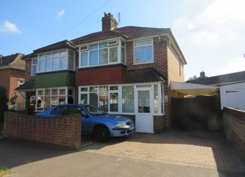 Thumbnail 3 bed semi-detached house for sale in Glenmore Gardens, Norwich
