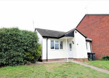 Thumbnail 2 bed bungalow for sale in Repton Close, Luton