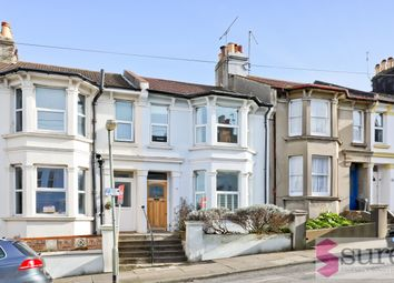 Thumbnail 2 bed terraced house to rent in Bentham Road, Brighton, East Sussex