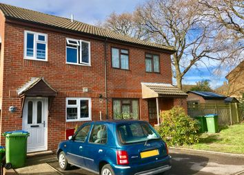 Thumbnail 2 bed terraced house to rent in Dempsey Close, Southampton