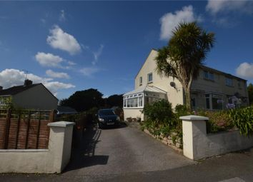 Thumbnail 3 bed semi-detached house for sale in Grange Road, Helston, Cornwall