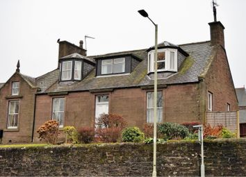 Thumbnail 1 bed semi-detached house for sale in Panmure Street, Brechin
