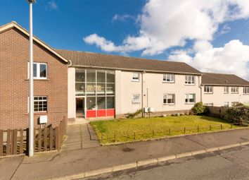 Thumbnail 2 bedroom flat for sale in West Cairn Crescent, Penicuik, Midlothian