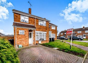 Thumbnail 3 bed semi-detached house for sale in Browns Cresent, Harlington, Dunstable, Bedfordshire