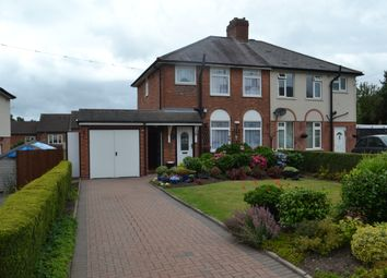 Thumbnail 3 bed semi-detached house for sale in Beacon Gardens, Lichfield