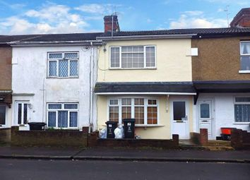 Thumbnail 3 bedroom terraced house to rent in Hughes Street, Swindon, Wiltshire