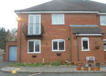 Thumbnail 2 bedroom flat to rent in Old Market Court, Pershore