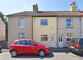 Thumbnail 2 bed terraced house for sale in Cheriton High Street, Folkestone
