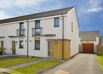 Thumbnail 3 bedroom end terrace house for sale in Andrew Avenue, Braehead, Renfrew