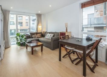 Thumbnail 1 bed flat to rent in Canal Building, Kingsland Road, Islington