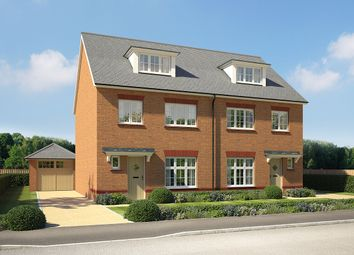 """4 bed semi-detached house for sale in """"York"""" at Lonsdale Close, Great Sankey, Warrington WA5"""