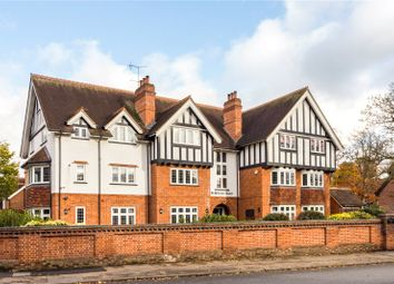 Thumbnail 3 bedroom flat for sale in St. Helena's Court, 40 Luton Road, Harpenden, Hertfordshire