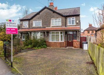 Thumbnail 3 bed semi-detached house for sale in Lanesborough Court, Park Road, Loughborough