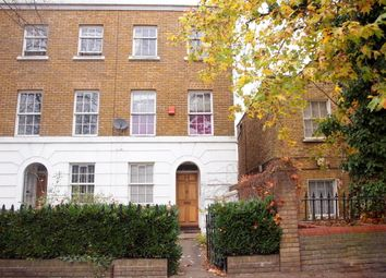 Thumbnail 4 bed flat to rent in Vassall Road, London