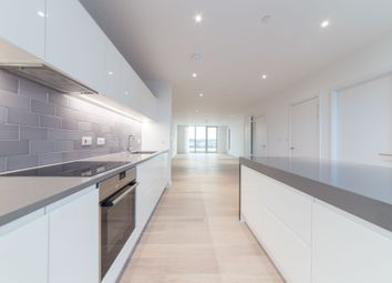 Thumbnail 3 bedroom flat to rent in Flotilla House, 12 Cable Street, Royal Wharf, London
