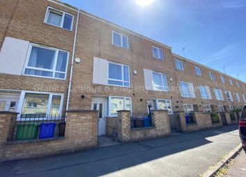 Thumbnail 4 bed town house to rent in Haymarket Street, Plymouth Grove, Manchester