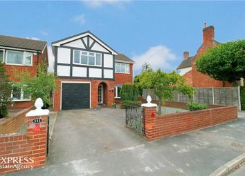 Thumbnail 4 bed detached house for sale in Main Street, Branston, Burton-On-Trent, Staffordshire