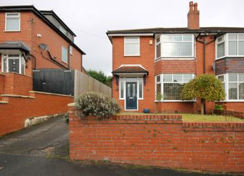 Thumbnail 4 bed semi-detached house for sale in Stonyhurst Avenue, Bolton