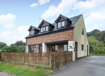 Thumbnail 3 bed detached house for sale in Eaves Lane, Cheadle, Stoke-On-Trent