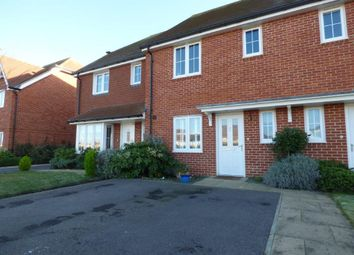 Thumbnail 3 bed terraced house for sale in Mackintosh Drive, Bognor Regis
