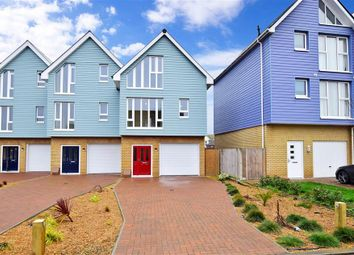 Thumbnail 5 bed end terrace house for sale in Shore Close, Sheerness, Kent
