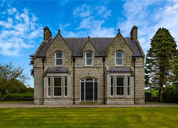 Thumbnail 6 bed detached house for sale in Ythanside, Fyvie, Turriff, Aberdeenshire
