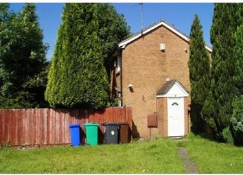Thumbnail 1 bed semi-detached house for sale in Lockhart Close, Longsight, Manchester