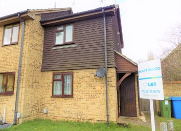 Thumbnail 1 bed end terrace house to rent in Beaumont Grove, Aldershot, Hampshire