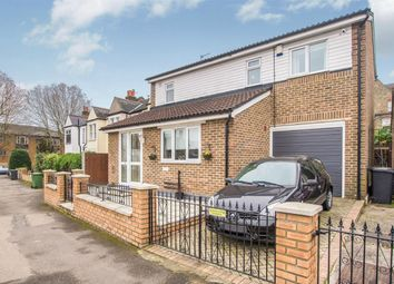 3 bed detached house for sale in Adamsrill Road, Lower Sydenham, London SE26