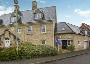 Thumbnail 5 bed town house to rent in Daisy Avenue, Bury St. Edmunds