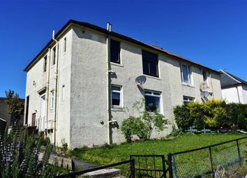 Thumbnail 2 bed flat for sale in 22, Nimmo Street, Greenock, Renfrewshire
