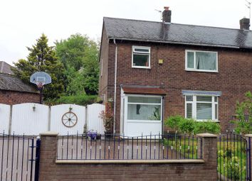 Thumbnail 3 bed semi-detached house for sale in Northurst Drive, Manchester