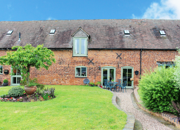 Thumbnail 2 bed barn conversion for sale in Hamstall Ridware, Hamstall Ridware, Staffordshire