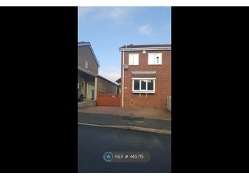 Thumbnail 2 bed semi-detached house to rent in Pagnell Avenue, Rotherham