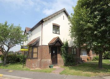 Thumbnail 1 bedroom end terrace house for sale in Sinclair Walk, Wickford, Essex