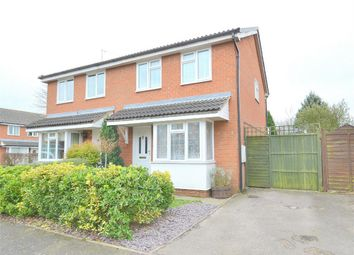 Thumbnail 3 bedroom semi-detached house for sale in Thirlmere, Stukeley Meadows, Huntingdon, Cambridgeshire