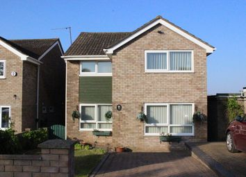 Thumbnail 3 bed detached house for sale in Carmarthen Close, Boverton, Llantwit Major