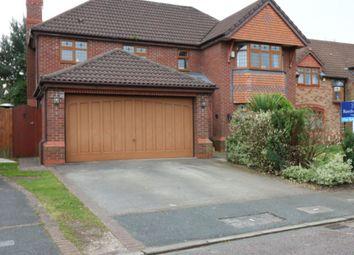 Thumbnail 4 bed detached house for sale in Ben Nevis Drive, Little Sutton, Ellesmere Port