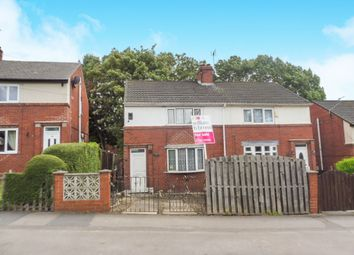 Thumbnail 2 bed semi-detached house for sale in Pontefract Road, Lundwood, Barnsley