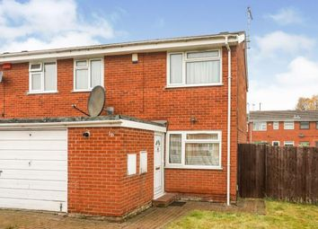 3 bed end terrace house for sale in William Groubb Close, Binley, Coventry, West Midlands CV3
