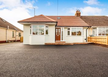 Thumbnail 4 bed bungalow for sale in Cokeham Road, Sompting, Lancing