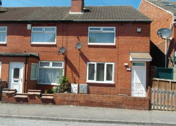 Thumbnail 2 bed end terrace house to rent in Daw Lane, Bentley, Doncaster